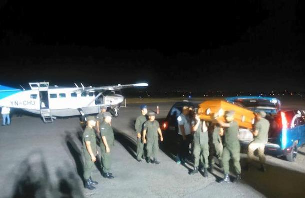 Nicaragua se solidariza con Costa Rica por tragedia en Alta mar