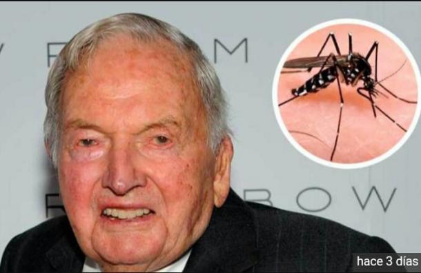 ALARMANTE! El virus Zika fue creado y mira con qué propósito.