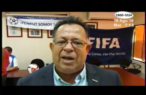 Comité Ejecutivo de Fenifut destituyó a Jacinto Reyes de la presidencia