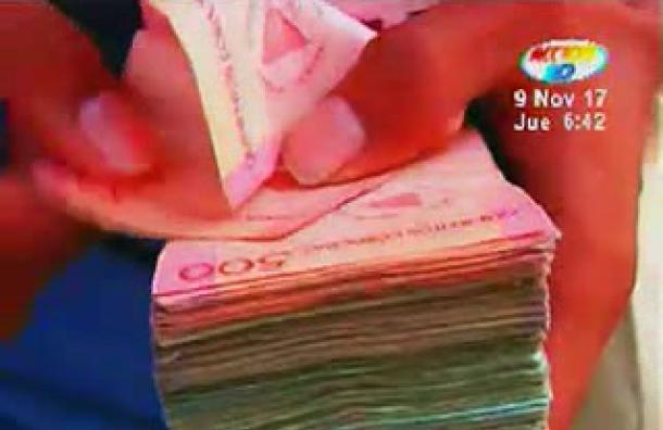 Aguinaldo será pagado el 21 de noviembre a trabajadores públicos