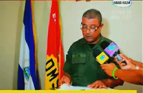 Cuatro detenidos en operativo policial