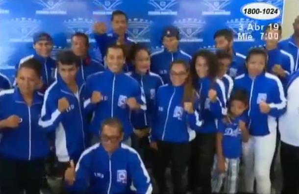 Pre-Panamericano de Boxeo se inicia este 4 de abril en Nicaragua