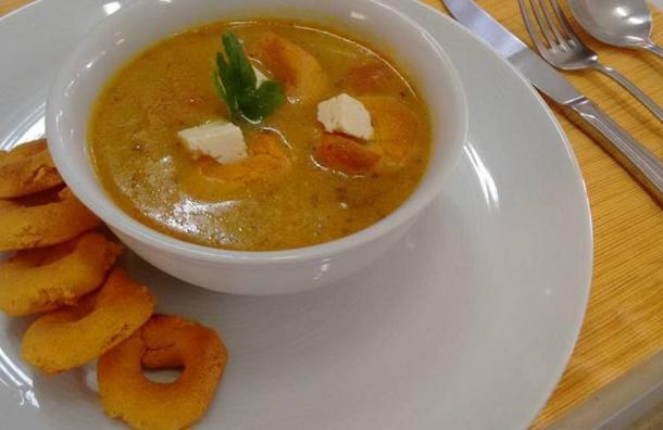 Receta de sopa de queso Nicaragüense