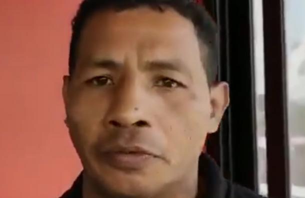 Palabras de Ricardo Mayorga antes de la pelea con el Guatemalteco Lester Martínez