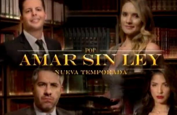 Este lunes en 'Por amar sin ley 2' nueva temporada