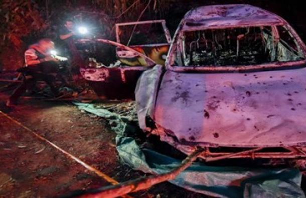 La violencia electoral golpea de nuevo a Colombia