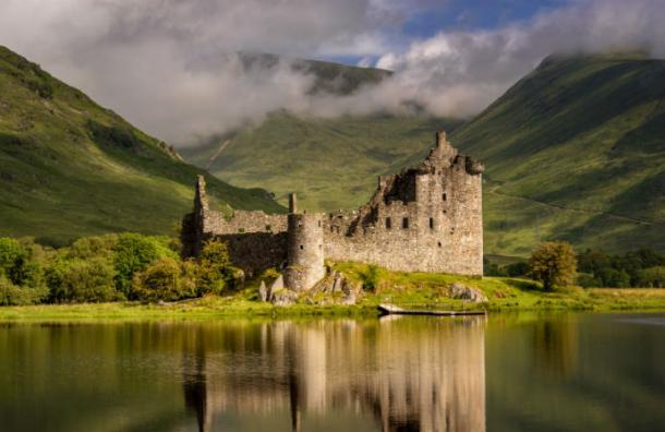 Si tienes alguno de estos apellidos podrías heredar un castillo de Escocia