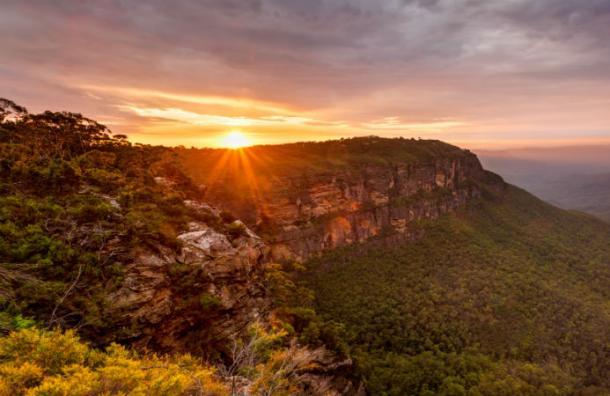 En Australia están vendiendo una montaña de 105 hectáreas