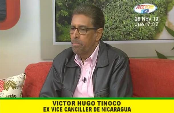 Las consecuencias de la política gubernamental de Nicaragua