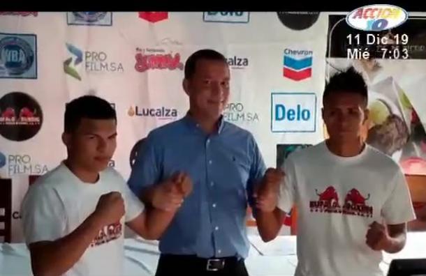 Jordan Escobar y Eliezer Quezada se enfrentarán en la pelea estelar