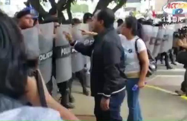 Situación de derechos humanos de presos políticos en Nicaragua