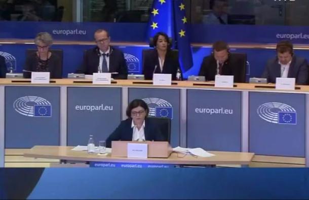 Eurodiputados comienzan gestiones para aplicar medidas al gobierno de Nicaragua