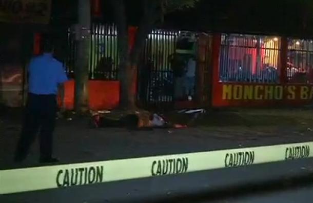 Un muerto en presunto intento de robo en Mercado Mayoreo