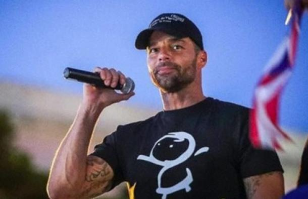 Ricky Martin irá a Puerto Rico para apoyar protestas contra la gobernadora