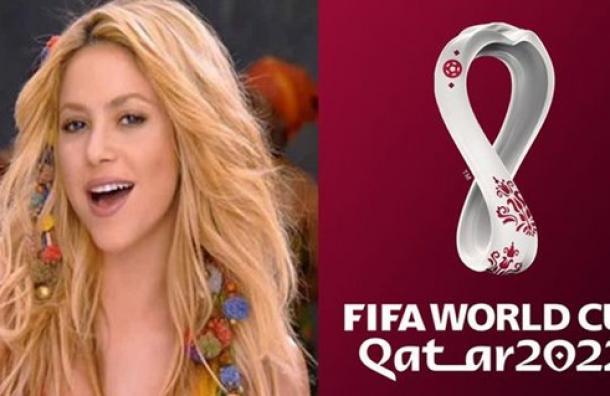 Piden a FIFA incluir a Shakira como cantante principal para el mundial del 2022