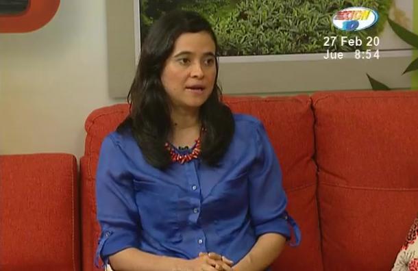 Gloria Carrión Fonseca comentó su película »Heredera del Viento»