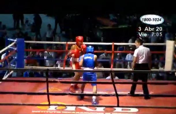 Este sábado continuará el torneo de boxeo Alexis Argüello