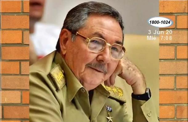 Un día como hoy nació Raúl Castro