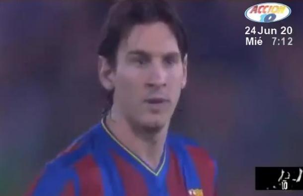 Un día como hoy nació Lionel Messi