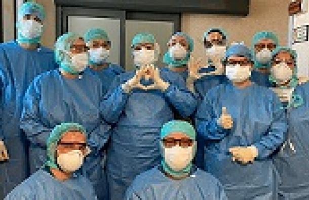 Organizaciones independientes calculan en 72 el número de personal médico muerto a causa del Covid-19