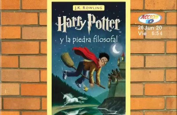 Un día como hoy se publicó el primer libro de Harry Potter