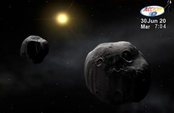 Hoy se conmemora el Día Internacional de los Asteroides