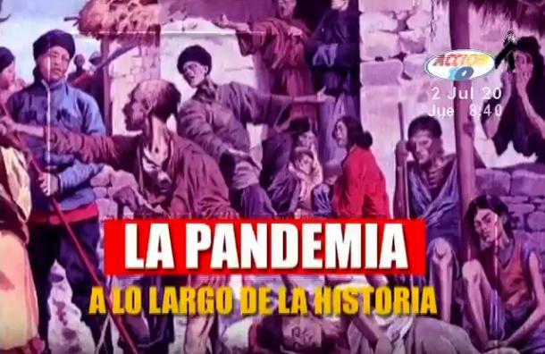 Las pandemias a lo largo de la historia