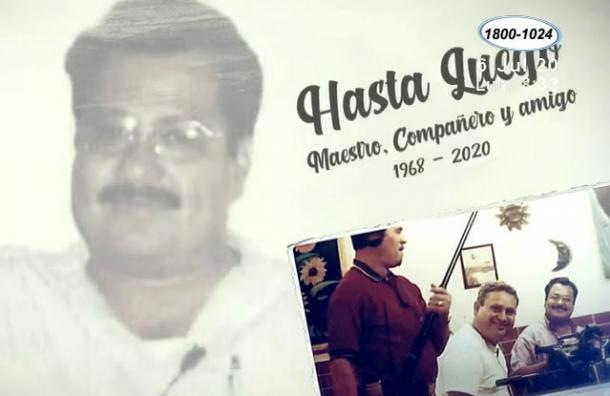 Recordamos a nuestro compañero Mario Torres