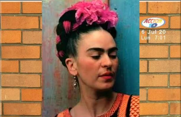 Un día como hoy nació Frida Kahlo