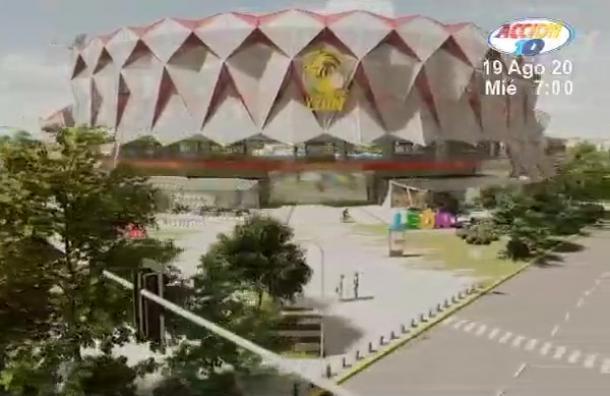 Se construirá un nuevo estadio de béisbol en León
