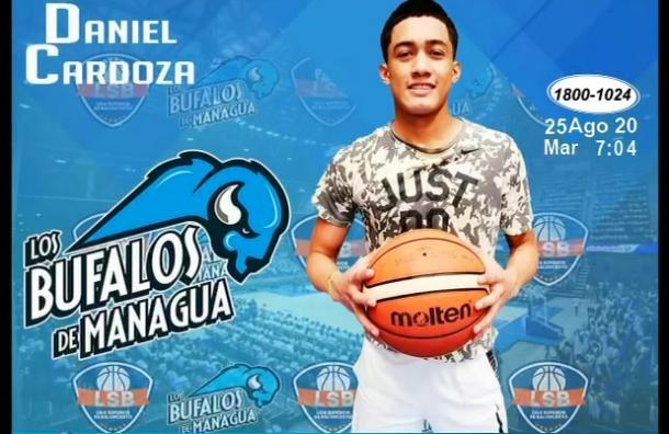 Los Búfalos de Managua presentaron a sus nuevos jugadores