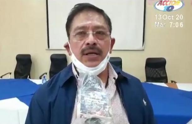 Juan Santiago Estrada es el nuevo presidente de Feniboxa
