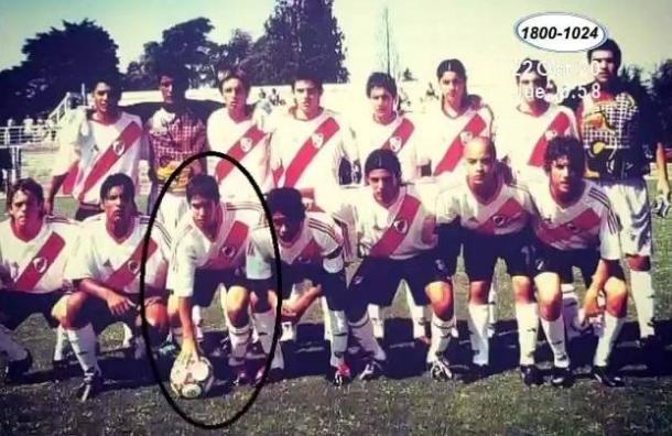 La historia futbolística de Juan Vita