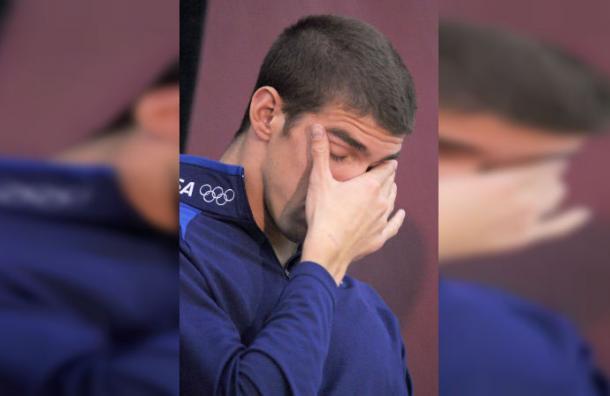 Cuando Michael Phelps estuvo a punto de hundirse para siempre en el fracaso