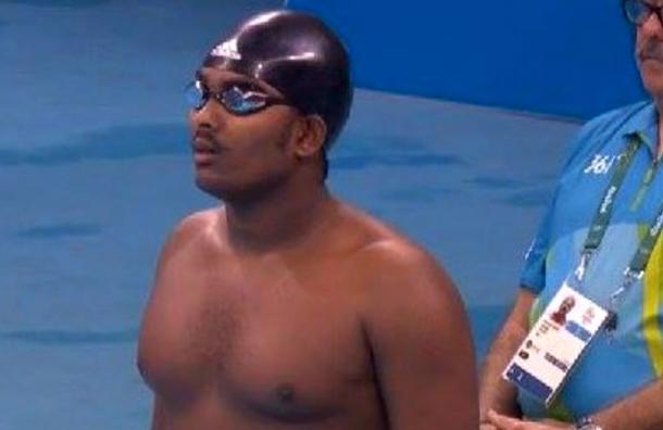 Robel Kiros Habte, ¿el peor nadador de los Juegos Olímpicos?