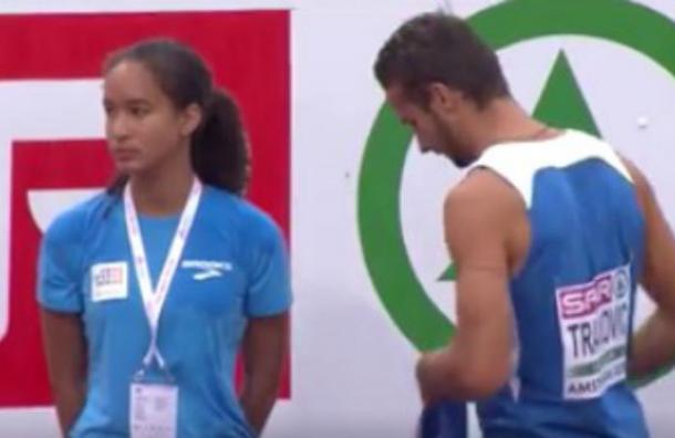 El atleta serbio que sacó aplausos por su caballerosa actitud